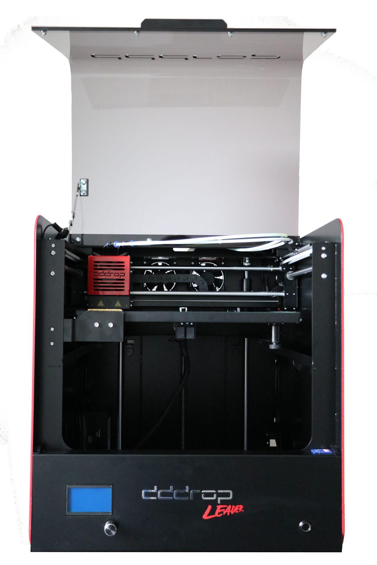 dddrop leader twin 3d printer
