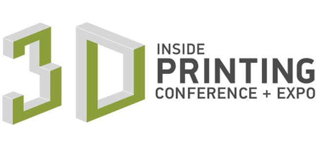 inside 3d printing conference