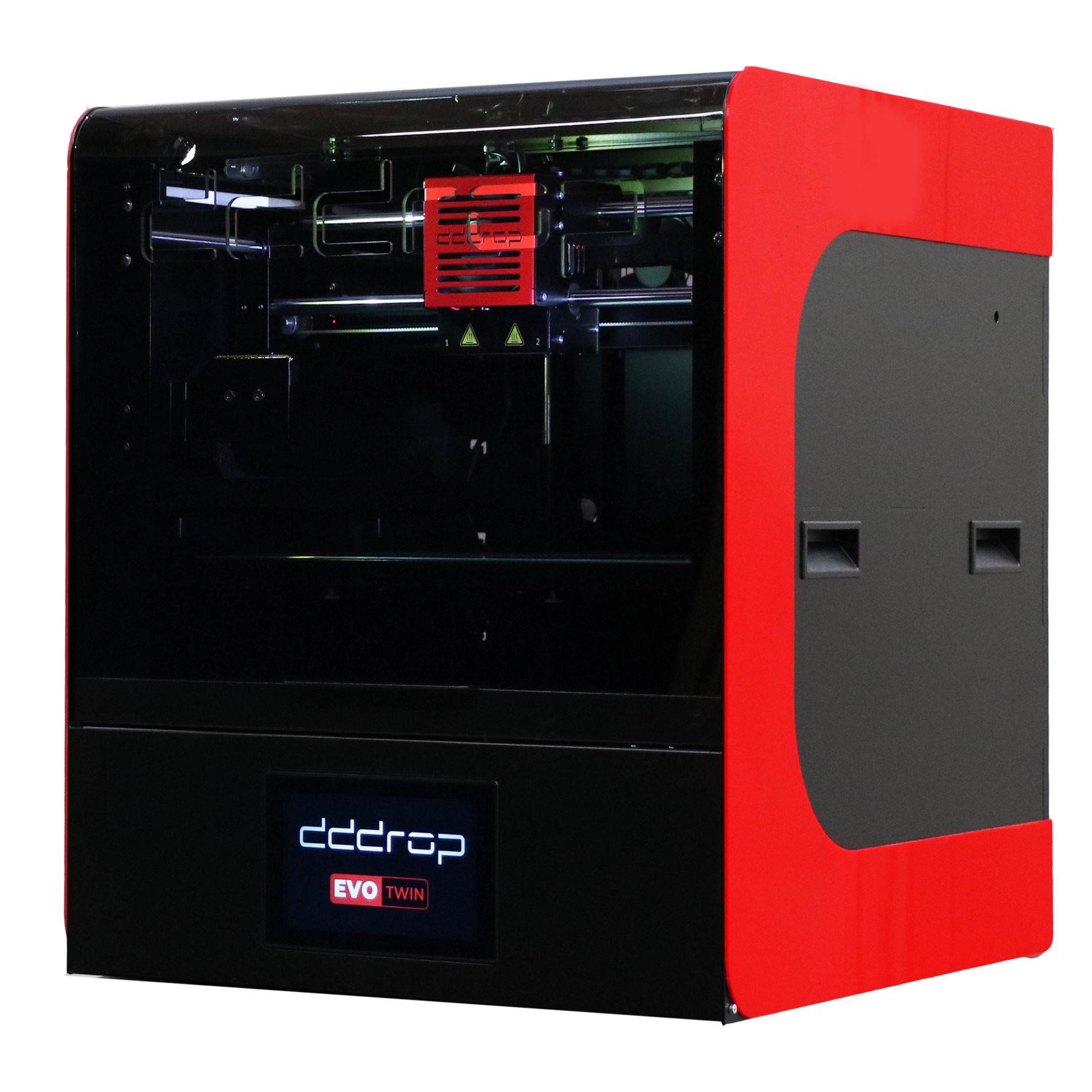 dddrop EVO Twin 3D printer